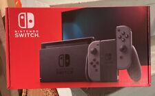Nintendo Switch Gray Joy Con V2 HAC-001(-01) Brand NEW FREE PRIORITY SHIPPING