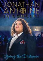 Jonathan Antoine - Going the Distance [New DVD]
