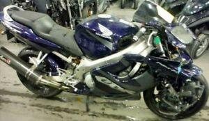 Cbr600 cbr600f pc35 breaking complete bike clutch bracket