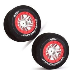 Dynamite DYNW0100 MTD SpeedTreads Antic Foam SC Tires Wheels (2) Traxxas Slash F