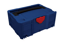 TANOS Systainer T-Loc II SYS TL 2 blau in BOSCH Optik