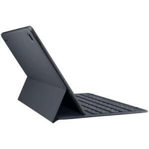 OEM Samsung Book Cover Keyboard Folio Case for Samsung Galaxy Tab S5e - Black