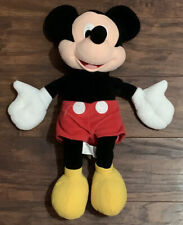 """New listing Disney Mickey Mouse 11"""" Authentic Stuffed Soft Plush Toy"""