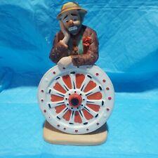 New listing Emmitt Kelly Jr C0Llectible Figurine #399 Of 15000     #109