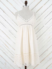 NWOT Women's M Altar'd State Creamsicle Strapless Dress