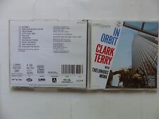 CD ALBUM CLARK TERRY QUARTET with THELONIOUS MONK In Orbit Riverside OJCCD 302 2