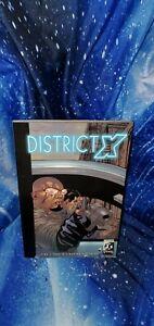 DISTRICT X: mr. m, underground Vol.1 & 2 TPB MARVEL