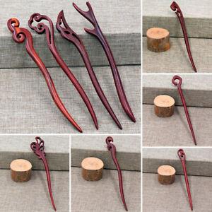 Wooden Hair Stick Hair Pin Hair Accessories for Women Long Hair
