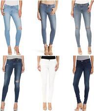 Levis 710 Super Skinny Jeans Womens 5 Pocket Mid Rise Cotton Blend Stretch Denim