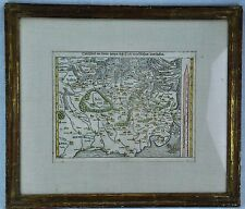 Antique German map, part of Europe: Bohemia, Bavaria, Silesia... (BI#MK/170811)