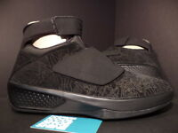 2008 Nike Air Jordan XX 20 COUNTDOWN CDP Retro BLACK GREY LASER 340252-001 11.5