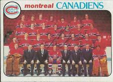 Guy Lafleur 1978 Topps Autograph #200 Canadiens