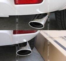For Toyota RAV4 2007-2012 Stainless steel exhaust muffler tip Pipe