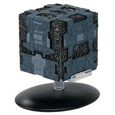 Star Trek Borg Tactical Cube Model with Collectible Magazine #58 by Eaglemoss