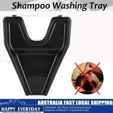 Shampoo Plastic Bowl Sink Basin Beauty Salon Hair Washing Tray Equipment AU