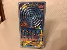 Vintage 1988 Imperial Miniature Pocket Bagatelle Game BLACK HOLE Space