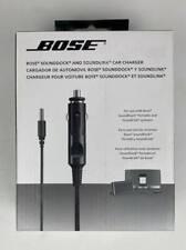 Bose Sounddock and Soundlink Car Charger