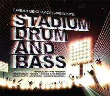 Various Artists-Stadium Drum And Bass CD Double CD  New