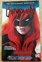 DC Universe Rebirth - Batwoman Vol 1 - The Many Arms of Death - Softcover / used