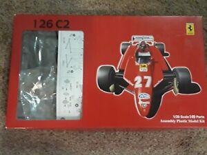 Fujimi 1/20 090344 Ferrari 126 C2 Formula 1