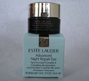 Estee Lauder Advanced Night Repair Eye Synchronized Complex II 0.17 oz. New Box