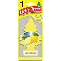 Little Trees Air Fresheners, Singles, Lemon Grove (Pack of 1)