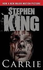 Carrie by Stephen King Movie Tie in