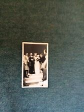 V7a Wedding Photographs Black And White X 5  Old Undated Various All Shown