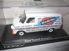 "Norev - Ford Transit ""Orangina"" (1/43) Neuf"
