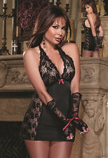 Plus Size Lingerie XL-2X-3X Sexy Clothes intimate Lenceria Fetish Lingere Dress