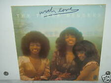 "*****THE THREE DEGREES""WITH LOVE""-12""Inch*****"