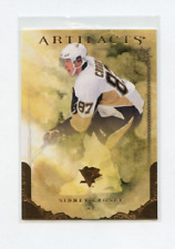 2010-11 ARTIFACTS # 62 SIDNEY CROSBY , PENGUINS