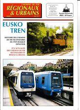 CHEMINS de FER RÉGIONAUX et URBAINS - N° 277 (2000 - 1) (FACS - CFRU) (Train)