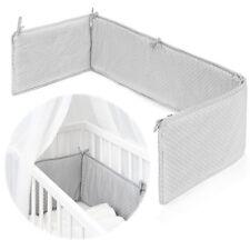 Fillikid Nestchen für Beistellbett Babybett & Stubenwagen Liegefläche 90x40 cm