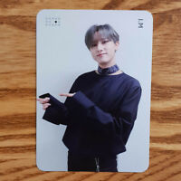 I.M Official Photocard Monsta X 2nd Album Take.1 Are You There? Kpop Genuine