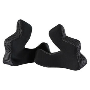 Troy Lee Designs SE3 3D Cheekpads Black All Sizes