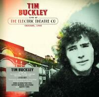 TIM BUCKLEY ‎– LIVE AT THE ELECTRIC THEATRE CO CHICAGO, 1968 2CDs (NEW/SEALED)
