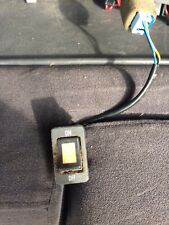 Isuzu Trooper Bighorn Heated Seat Switch