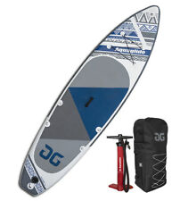"2018 Aquaglide Cascade 11'0"" Hi-Pressure Inflatable Standup Paddle Board SUP"