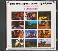 Charlie Byrd Trio, Bud Shank - Bazilville Live At Charlie's CD *BRAND NEW/SEALED