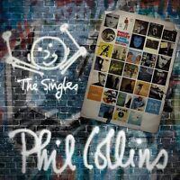 PHIL COLLINS - SINGLES  2 CD NEU