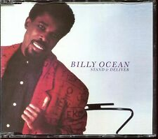 BILLY OCEAN - STAND & DELIVER / LOVERBOY - 3 INCH 8 CM CD MAXI [2832]