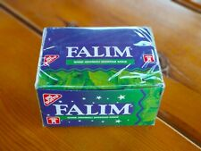 Falim MINT Flavoured Sugarfree Chewing Gum 20 packs of 5 = 100 pieces