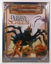 Dungeon Master's Screen (Dungeons & Dragons) Wizards Team D&D 3.5 Wizards of the