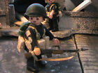 PLAYMOBIL CUSTOM US.PFC.2ND RAIDER BATTALION (MAKIN ISLAND-1942) REF-0185 BIS