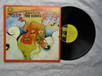 THE KINKS LP GOLDEN HOUR OF GH 501 stereo Embossed sleeve