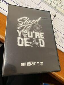 Shed Til You're Dead Dvd Rollerbladers