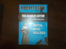 The Scarlet Letter a DVD Study Guide by Rocketbook Classic Literature  DVD