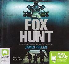 James PHELAN / FOX HUNT     [ Audiobook ]