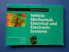 ## VEHICLE MECHANICAL, ELECTRICAL & ELECTRONIC SYSTEMS - ROY BROOKS **FREE POST